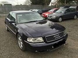 Audi A8 D2, 2001m.