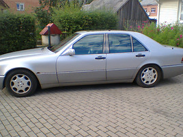 Mercedes-Benz S Klasė  350 320