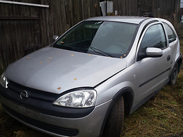 Opel Corsa C 2002 m. dalys