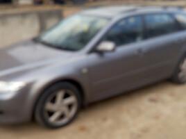 Mazda 6 I 2004 y. parts