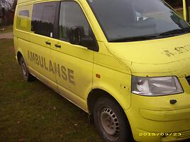 Volkswagen Transporter T1 2004 m. dalys