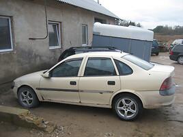 Opel Vectra B  Sedanas