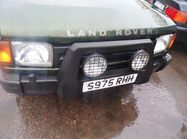 Land-Rover Discovery I 1997 y. parts