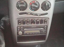 Mercedes-Benz A 160 W168, 1998m.
