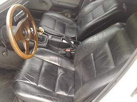 Bmw 524 E34 Turbo dyzelis 1991 m. dalys