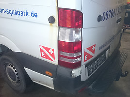 Mercedes-Benz Sprinter II 311CDI / 80kw 2006 y. parts