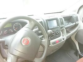 Fiat Ducato III 160 Multijet 2010 m. dalys