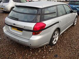 Subaru Legacy IV 2006 m dalys