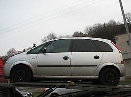 Opel Meriva I  Vienatūris