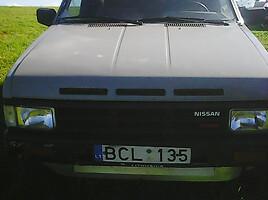 Nissan Terrano I TD Visureigis