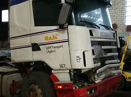 scania, Тягач  Scania 144 2004 г запчясти