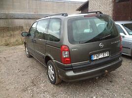 Opel Sintra 1999 m dalys