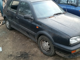 Volkswagen Golf III 1.9 td idialus 1994 y. parts