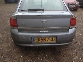Opel Vectra C 2007 m dalys