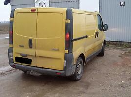 Renault Trafic 2004 г запчясти