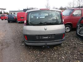 Renault Espace III 2003 m. dalys
