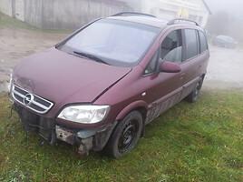 Opel Zafira A  Минивэн