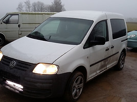 Volkswagen Caddy III  Фургон