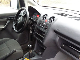 Volkswagen Caddy III 2005 m dalys