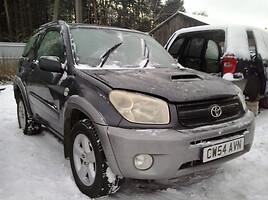 Toyota Rav-4 II 2005 m. dalys