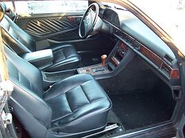 Mercedes-Benz 560 SEC 2 automobiliai 1989 m. dalys