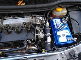 Opel Zafira B 2008 m. dalys