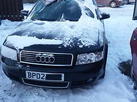 Audi A4 B6 FSI 2002 m. dalys