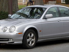 Jaguar S-Type   Custom Cars