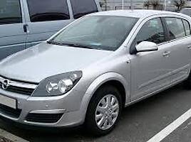Opel Astra II Hečbekas 2005