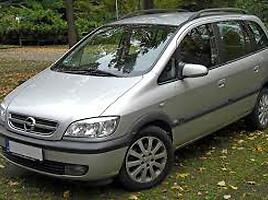 Opel Zafira A Vienatūris 2002