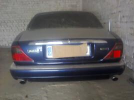 Jaguar Xj X300 1996 m. dalys