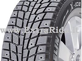 "Michelin X-ICE NORTH su ""C""  R15C universalios  padangos mikroautobusams"