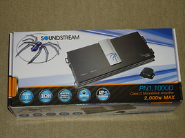 Garsiakalbis Soundstream tws.1