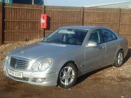 Mercedes-Benz E 220 W211 2004 m dalys