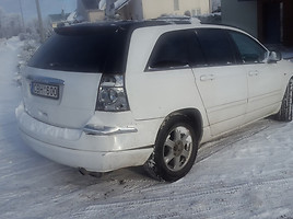 Chrysler Pacifica 4wd 2006 y. parts