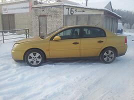 Opel Vectra C  Sedanas