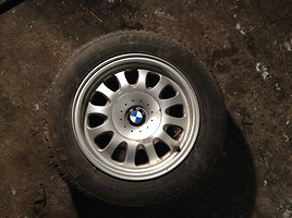 BMW E39 Light alloy R15