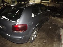 Audi A3 8P 2.0efsi europa 2006 m. dalys