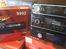 CD/MP3 grotuvas  USB SD RADIO AUX