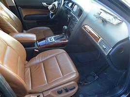 Audi A6 C6 2006 m. dalys
