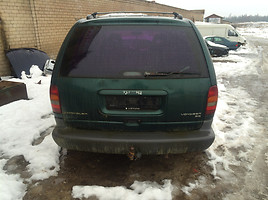 Chrysler Voyager II 1997 y. parts