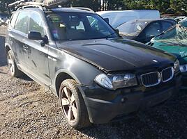BMW X3 Visureigis 2005
