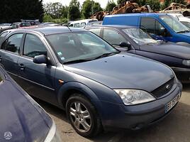 Ford Mondeo Hečbekas 2003