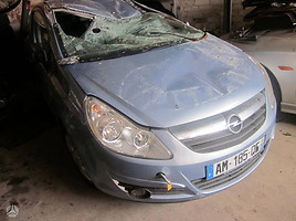 Opel 2007 m dalys