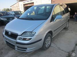Fiat Ulysse Vienatūris 2002