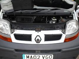 Renault Master II 2003 г. запчясти