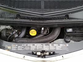 Renault Modus 2005 m. dalys