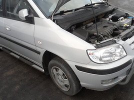 Hyundai Matrix, 2004m.