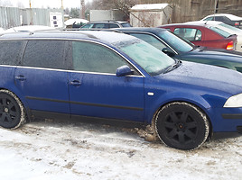 Volkswagen Passat B5 FL TURBO 2003 y. parts
