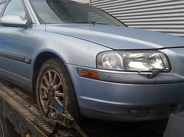 Volvo S80 I, 2001y.